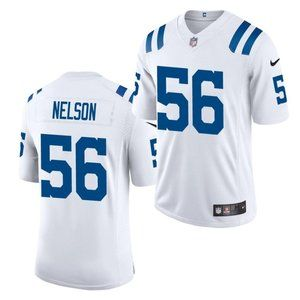Colts Quenton Nelson White Jersey